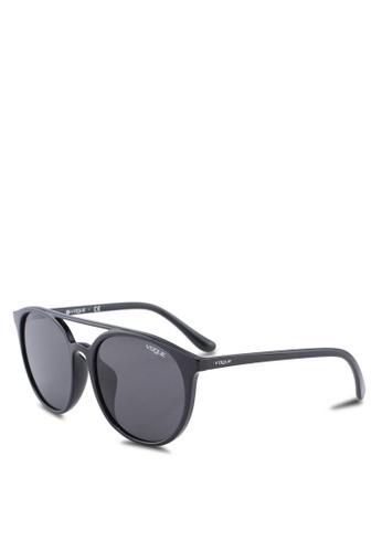 3ee38f4f2f8 Buy Vogue Vogue VO5195SD Sunglasses Online on ZALORA Singapore