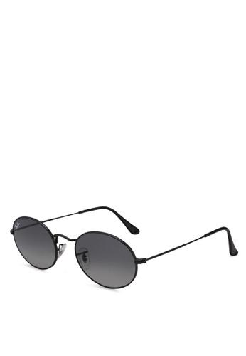Ray-Ban 黑色 RB3547N Sunglasses C64E0GL7A52C3CGS_1