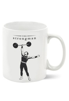 Victorian Mug Strong Man
