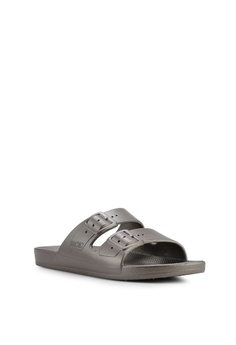 6fa6fba4dc6 Freedom Moses Metallics Metallica Sandals S  69.00. Available in several  sizes