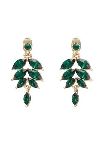 Pieces gold Kiri Earrings B18FCAC6B8F283GS_1