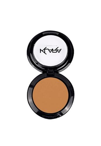 KLARA COSMETICS brown Matte Eyeshadow #30 - Caramel Latte 83694BE79066CAGS_1