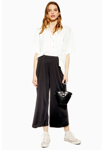 biggest discount best sale on wholesale Cupro Wide Leg Trousers
