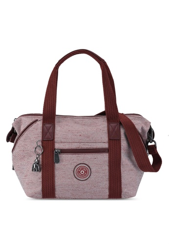 Kipling red Art Mini Handbag 5D9DBAC0D76122GS_1
