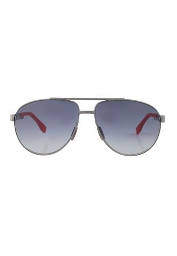 Hugo Boss black HUGO BOSS Men Sunglasses 0752FS KCVHD HU898AC36YPFMY_1