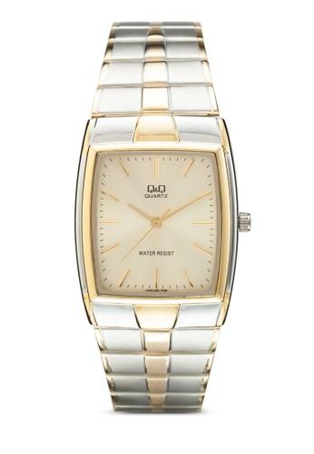 VN62-400Y 方esprit門市框鍊錶, 錶類, 飾品配件