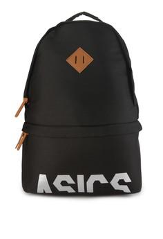 Asics black Training Backpack 6385DACA83F4DFGS_1