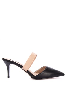 3a990a50383c Closed Toe Slide Heels 2B256SH9478872GS 1