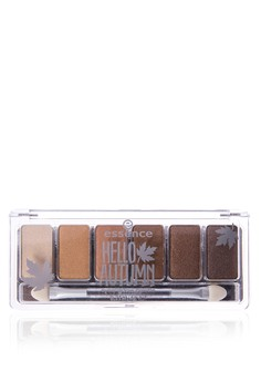 Hello Autumn Eyeshadow Palette 01