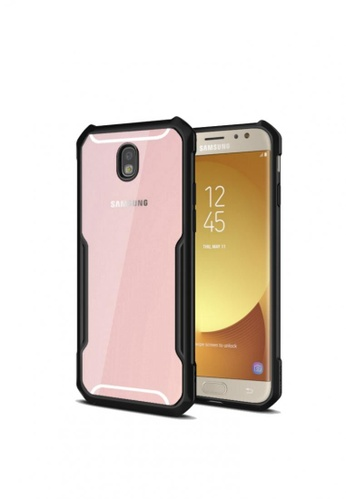 MobileHub black XUNDD Urban Armor Gear Case for Samsung Galaxy J7 Pro 8DEBCAC7F9CD6DGS_1