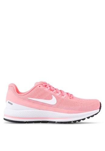 Nike pink Women's Nike Air Zoom Vomero 13 Running Shoes C6B1BSH7959455GS_1