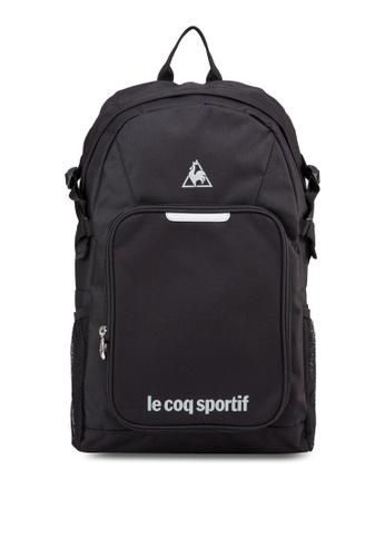 bf8697349010 Le Coq Sportif black Stylish Backpack LE751SE15JDOMY 1