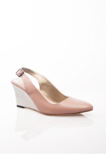 De Velvet pink De Velvet Lindsay Pink DE825SH46AIVID_1