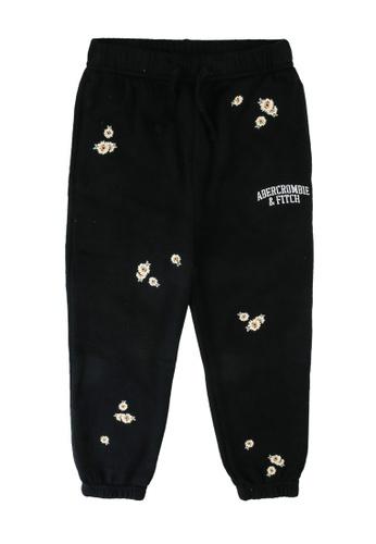 Abercrombie & Fitch black Dad Pants 4F425KA981DF5EGS_1