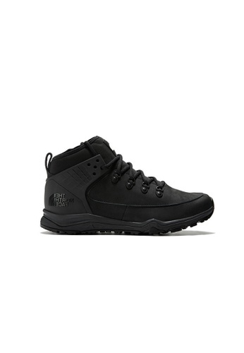 The North Face black The North Face M Dellan Mid Tnf Black/Tnf Black 3EEC8SHDE62EC2GS_1
