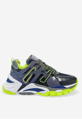 ASH multi ASH Flash Sneakers F8BA1SHC4A746EGS_1