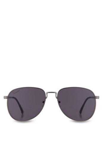 Shawn 經典飛行員太陽眼鏡, 飾品配件, esprit香港分店地址飛行員框