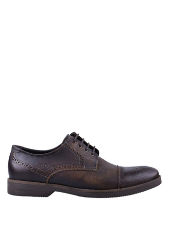 Democrata brown Democrata Smith In Brown 58734SH1D3E6CAGS_1
