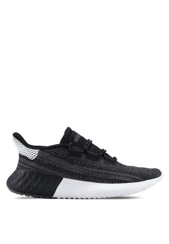 Adidas Tubular Dusk Core Black Footwear White