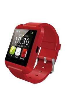 Modoex M8 Bluetooth Smartwatch (Red)