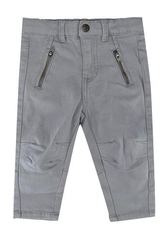 FOX Kids & Baby grey Baby Boys Jeans C9EA2KABA1E876GS_1