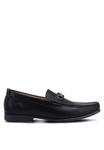 Rocklander black Metal Hardware Loafers 8B480SH72B3615GS_1