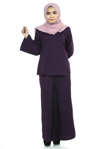 Ashura purple Betti Kurung Kedah 0A221AA7996353GS_1