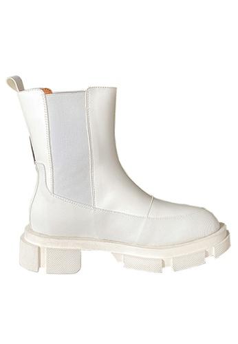 Twenty Eight Shoes Platform Martin Boots YLT2020-5D BC958SHA1EF806GS_1