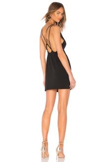 acf202b6111370 Marcelo Mini Dress 91618AACC87F7BGS 1