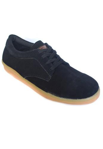 Toods Footwear black Toods Footwear Grims - Hitam 2 TO932SH11WCQID_1