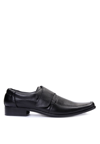 Brogue & Derby black Fursey Formal Shoes BR611SH13EBIPH_1