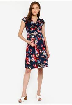 d735c98556ac0 Tiffany Rose Maternity Alessandra Dress RM 650.00. Sizes XS S M L