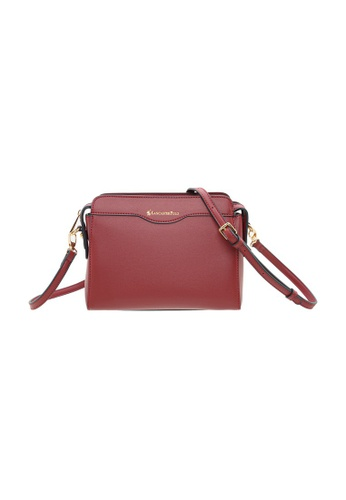 LancasterPolo red Lancaster Polo Joey Sling Bag 6D659AC061B899GS_1