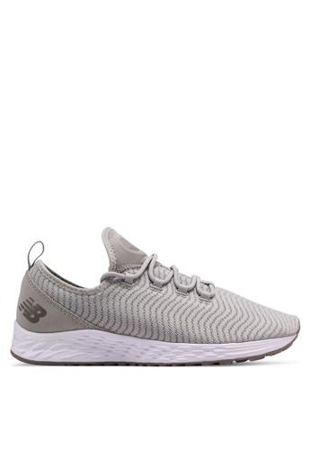 New Balance grey Arishi Sport Fresh Foam Fitness Running Shoes A57C3SHA19458DGS_1