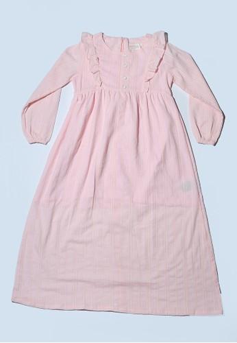 Osella Kids pink Osella Baju Anak Perempuan Dress Pink D2770KA96932EEGS_1