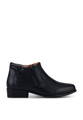 Louis Cuppers black Louis Cuppers Boots 9BFF1SH9B8A1AEGS_1