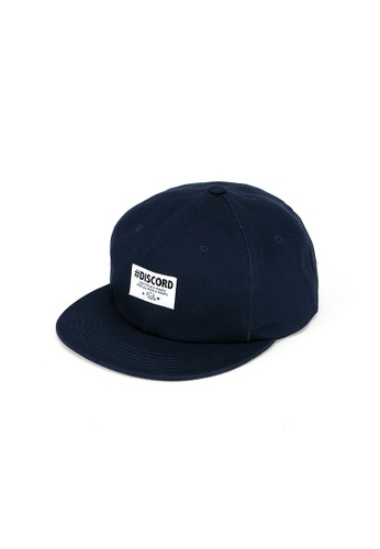 Peeps brown and navy 6p Early to Stop Soft Strapback 315C0AC9B95BF6GS_1