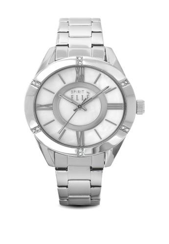 ELLE silver Fashion Ladies Watch EL900AC15XNCMY_1