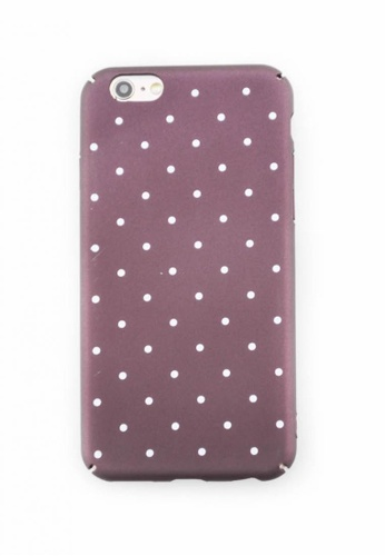 Fancy Cellphone Cases multi Polka Dots Hard Case for iPhone 6/6s FA644AC0IMYGPH_1