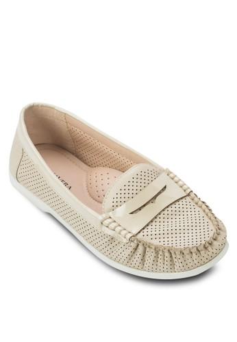 GEO 沖zalora鞋孔樂福鞋, 女鞋, 船型鞋