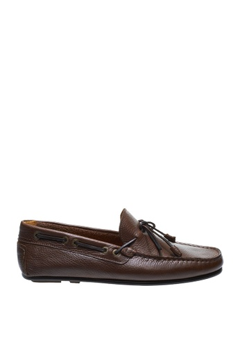 Sebago brown Tirso Tie M 6590BSH00FCD46GS_1