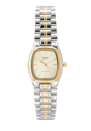 LTP-1169G-9AResprit 衣服DF 不銹鋼 雙色女錶, 錶類, 飾品配件