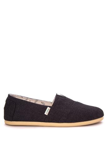 Paez black Combi Men's/SS17 Sneakers PA524SH17IYGPH_1