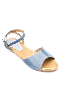 Agatha Flat Sandals