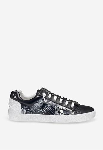 ASH multi Nova Bis - White Print Sneakers BD31DSHFA655C7GS_1