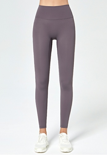 HAPPY FRIDAYS Nude Breathable Running Sports Tights ( No front crotch line ) DK-JSK17 078F6AA37910EDGS_1