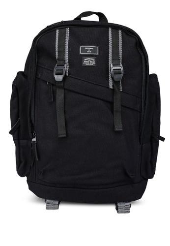 SUPERDRY black Thunder Backpack - Original & Vintage 86030ACA066A75GS_1