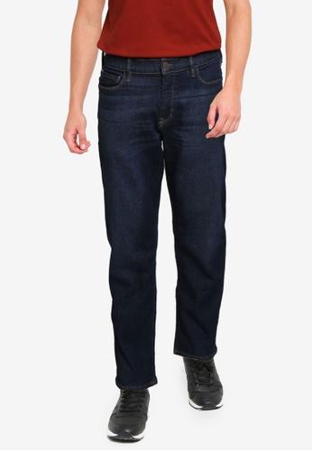 Banana Republic blue Slim Watershed Denim Jeans 6B8A5AA918DDF2GS_1