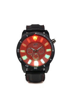 JIS-JS8124 Fashion Super-dazzling Luminous Watch Fashion Unisex Watch