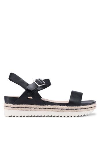 ALDO black Thialle Sandals 8D1C6SH223B757GS_1